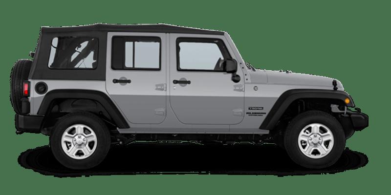 Jeep Wrangler 5Pax